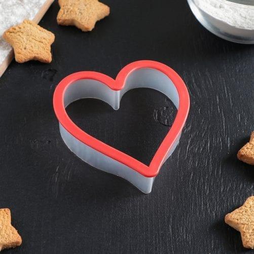 Форма для печенья сердце