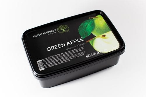 Пюре замороженное Яблоко Fresh Harvest, 1 кг