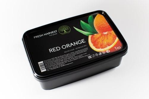 Пюре замороженное Апельсин Fresh Harvest, 1 кг