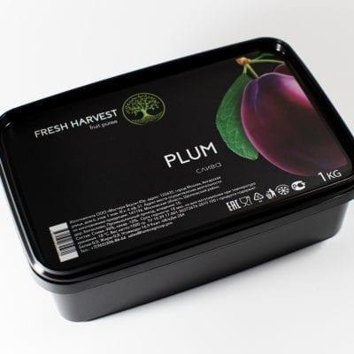 Пюре замороженное Слива Fresh Harvest, 1 кг