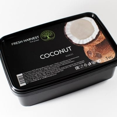 Пюре замороженное Кокос Fresh Harvest, 1 кг
