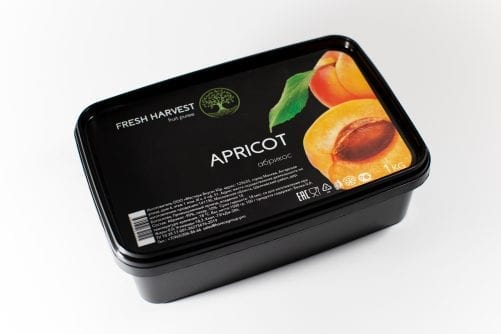 Пюре замороженное Абрикос  Fresh Harvest, 1 кг