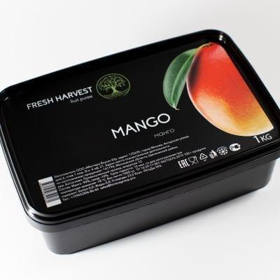 Пюре замороженное Манго Fresh Harvest, 250 г