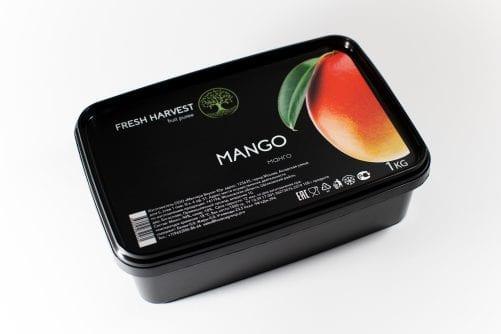 Пюре замороженное Манго Fresh Harvest, 200 г
