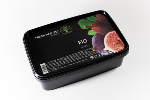 Пюре замороженное Инжир Fresh Harvest, 1 кг