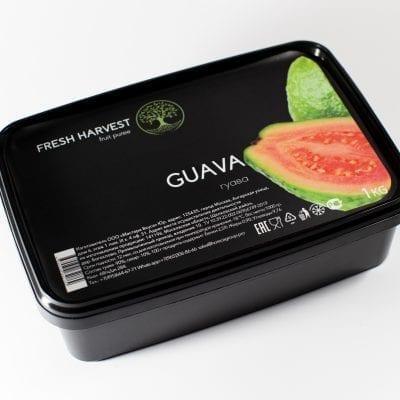 Пюре замороженное Гуава Fresh Harvest, 1 кг