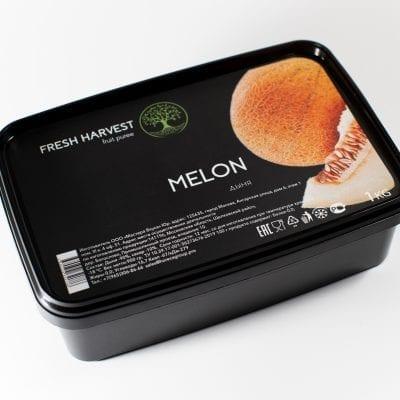 Пюре замороженное Дыня Fresh Harvest, 1 кг