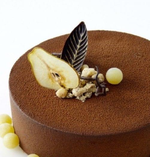 Шоколадный велюр в баллончике (аэрозоль) Тёмно коричневый FOOD COLOURS, 250 мл