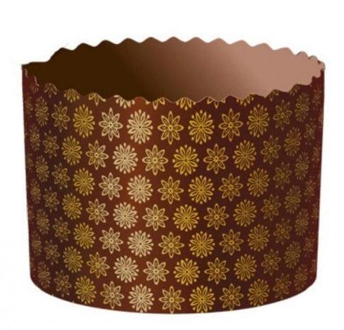 Форма для кулича бумажная Стандарт, Ø 11 см
