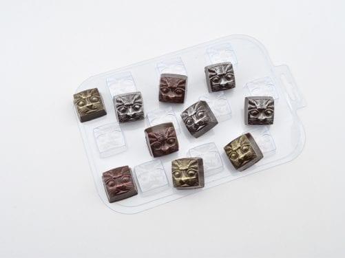 Форма для шоколада конфеты «Кошечки»