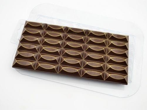 """Форма для шоколада плитка """"30"""""""