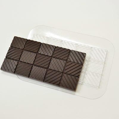 """Форма для шоколада плитка """"Волны"""""""