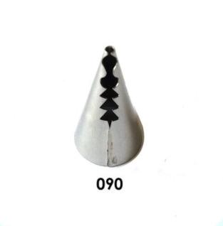 Насадка кондитерская рюшевая №030 Ateco
