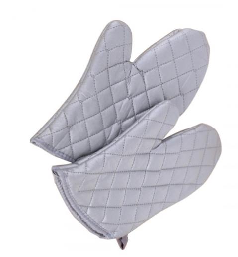 Рукавицы термостойкие с антипригарным покрытием (пара)