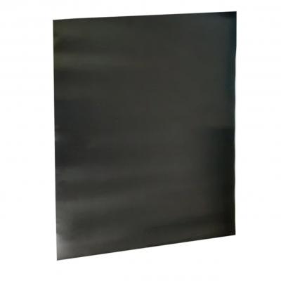 Антипригарный коврик с тефлоновым покрытием Черный 60 / 40 см