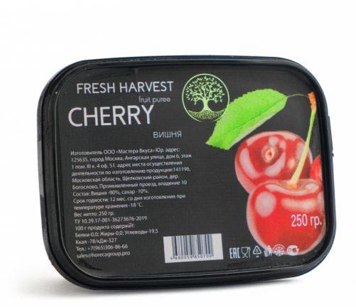 Пюре замороженное Вишня Fresh Harvest, 200 г