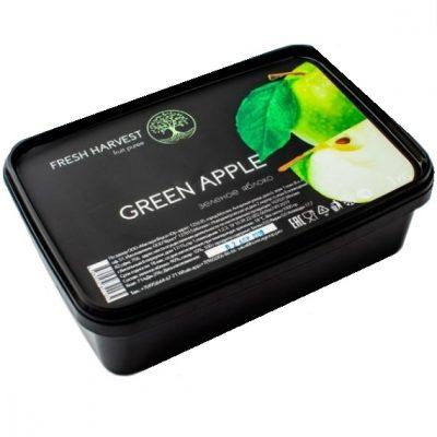 Пюре замороженное Зеленое яблоко Fresh Harvest, 1 кг